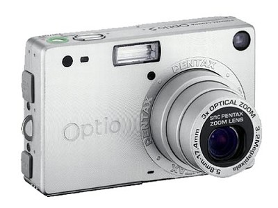Optio S Digital Camera