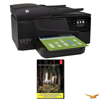 Officejet 6700 e-AiO Printer with Photoshop Lightroom 5 MAC/PC