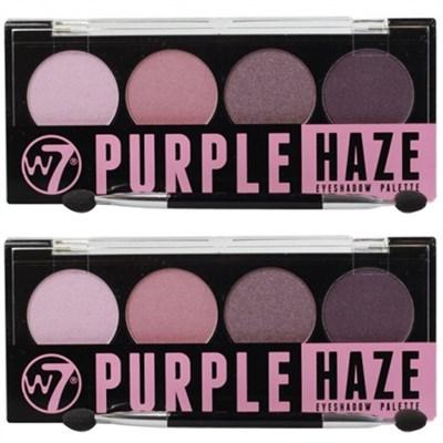 Quad Eyeshadow Palette Purple Haze 2 Pack