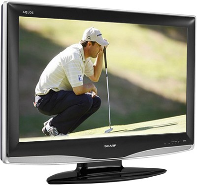 LC-32D43U - AQUOS 32` High-definition LCD TV