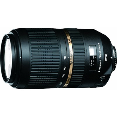 AF 70-300mm f/4.0-5.6 SP Di VC USD XLD for Canon EOS - OPEN BOX