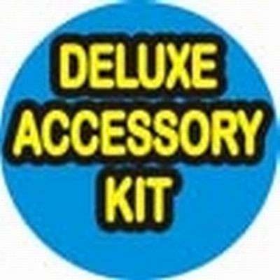 Deluxe Accessory Kit for Olympus 3V DIGITAL CAMERAS
