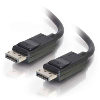 3ft DisplayPort Cable - Digital Audio Video M/M (Black) - 54400