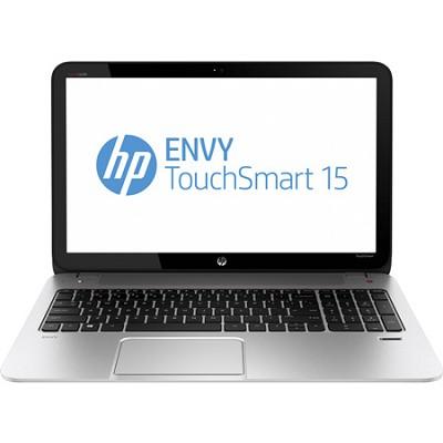 ENVY TouchSmart 15.6` 15-j070us Notebook - AMD Elite Quad-Core A10-5750M Proc.