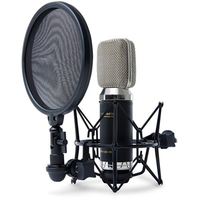 Studio MPM-3500R Ribbon Microphone with Ultra Low-Mass Diaphragm