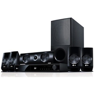 LHB336 - 3D Blu-ray Home Theater System