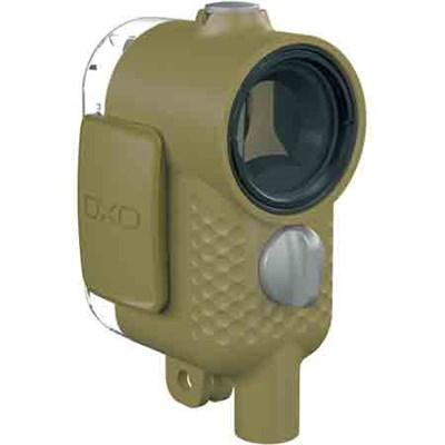 Outdoor Waterproof Shell Camera Case (Khaki)