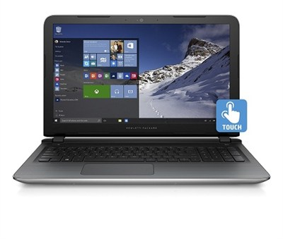 Pavilion 15-ab110nr 15.6` Touchscreen AMD A10-8700P Notebook