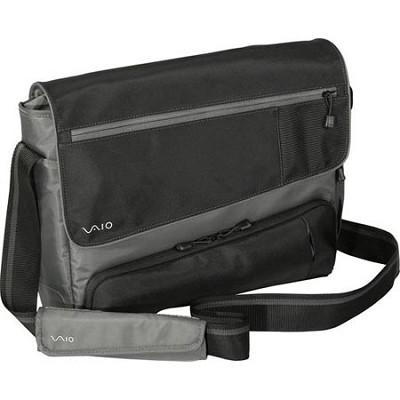 VAIO VGP-AMB14/B 16.4` Notebook Messenger Bag
