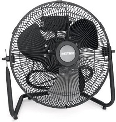 14` High Velocity Floor Fan, PHV14P-U, Black
