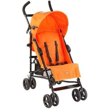 Facile Stroller - Tangerine
