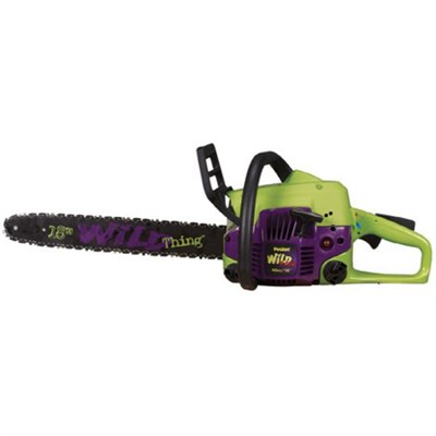 P4018WT WildThing 18-inch 40cc 2-Cycle Gas Powered Chainsaw