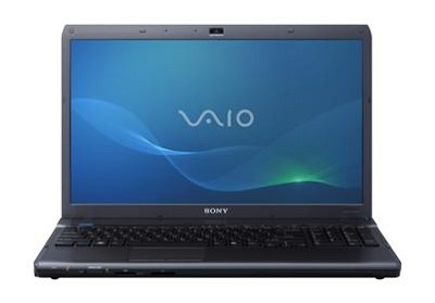VAIO VPC-F13WFX/B 16.4-Inch Entertainment Laptop (Black) Intel Core i7-740QM