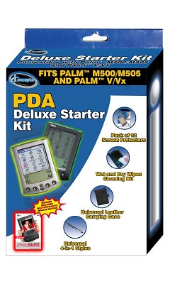 PDA STARTER KIT FOR PALM M500 SERIES