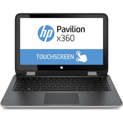 Pavilion x360 13-a010nr 13.3-Inch AMD Quad-Core A8 Convertible Laptop