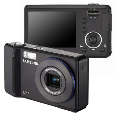 Digimax L77 Digital Camera