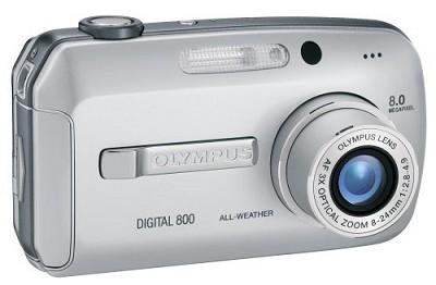 Stylus 800 Digital Camera
