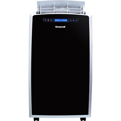 MM14CHCS 14,000 BTU Portable Air Conditioner with Heat Pump - Black/Silver