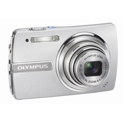 Stylus 840 8.1MP Digital Camera (Silver)