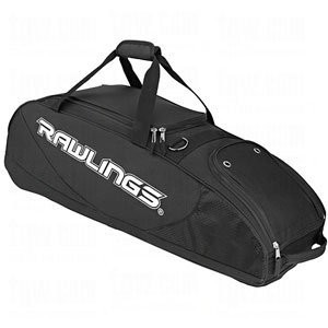 Player Preferred Wheel Bag - Black