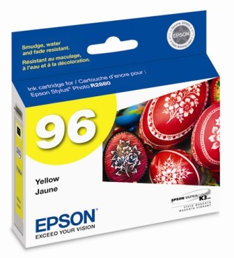 Yellow Ink Cartridge for Epson Stylus R2880