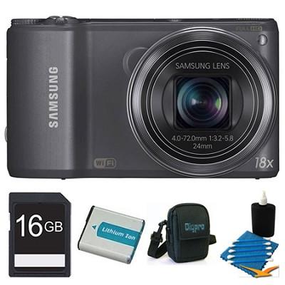 WB250F 14.2 MP SMART Camera Grey 16GB Kit