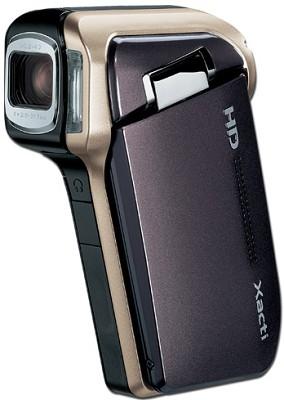 Xacti HD700: High-Definition Digital Camcorder (Brown)