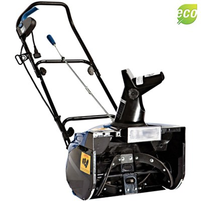 SJ621 Ultra 18-Inch Electric Snow Thrower With Headlight (Certified Refurbished)