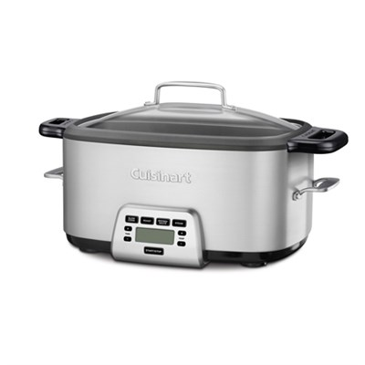 Cook Central 4-in-1 Multi-Cooker, 7 Quart - MSC-800