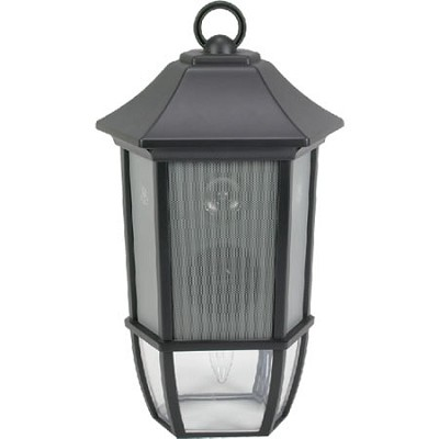 AW851 Wireless Outdoor Wall Lantern and Wireless Speaker
