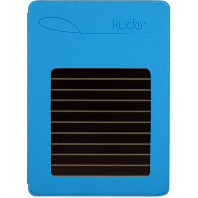 Solar Case with HDMI for iPad2 / iPad3 - Blue