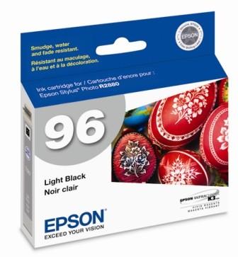 Light Black Ink Cartridge for Epson Stylus R2880