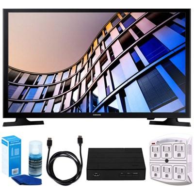 23.6` 720p Smart LED TV (2017 Model) + Terk HD Digital TV Tuner Bundle