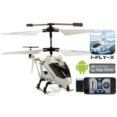 iFly Heli 3.5CH RC Helicopter (Controlled by iPhone and Android)