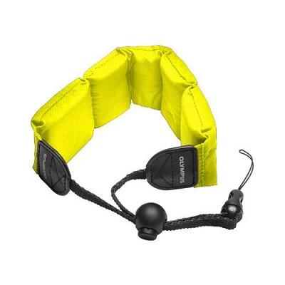 Floating Foam Strap  Yellow For Waterproof Digital Cameras