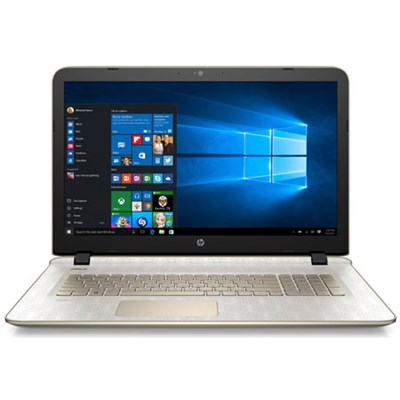 Pavilion 17-g199cy AMD Quad-Core A4-6210 17.3` Notebook - Refurbished