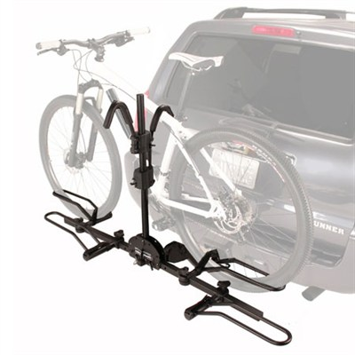 Sport Rider 2-Bike Platform Style Hitch Mount Rack - HR1000