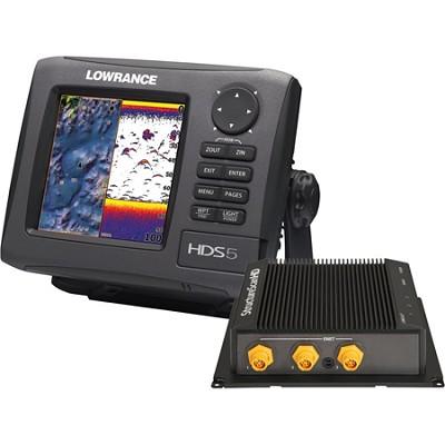 HDS-5 GEN2 Lake Insight 83/200KHZ