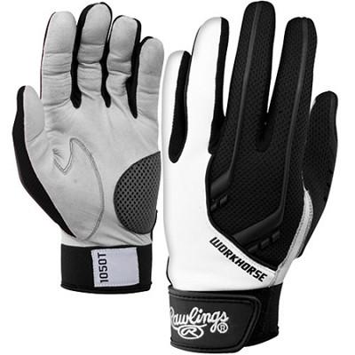 BGP1050T - 1050 Workhorse Batting Gloves, Black, X-Large