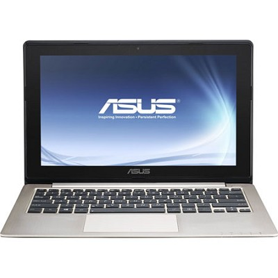 11.6` X202E-DH31T Touch Black Notebook PC - Intel Core i3-3217U Processor