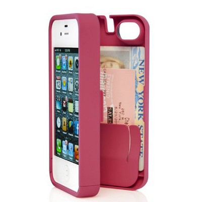 Case for iPhone 4/4S - Pink