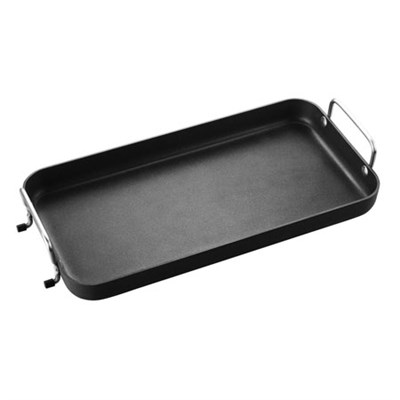 Warming Pan for the Stratos Grills (Black)
