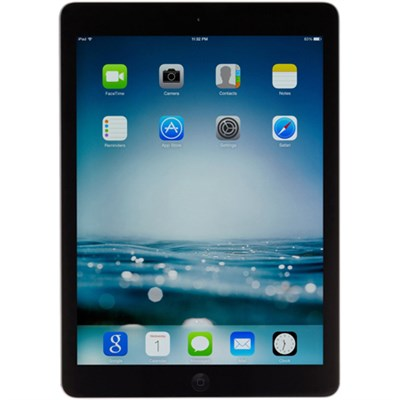 iPad Air 16GB Wi-Fi, Space Grey (Refurbished)