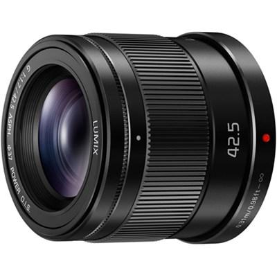 LUMIX G 42.5mm f/1.7 Asph. Power O.I.S. Lens for Micro Four Thirds Cameras