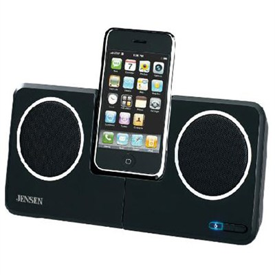 JiSS-250i Docking Speaker Station for iPod/MP3 and iPhone 3G 3GS - OPEN BOX