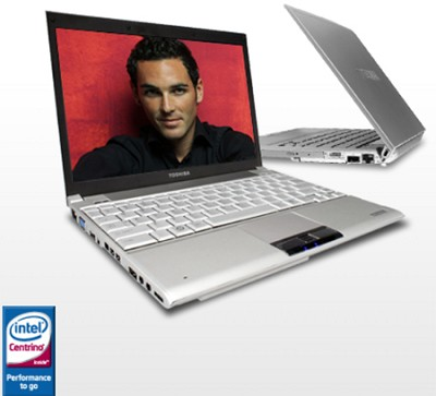 Portege R500-S5007V 12.1` Notebook PC (PPR50U-08008R)