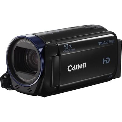 Vixia HF R600 High Definition Camcorder - Black