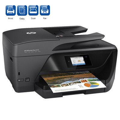 Officejet Pro 6978 Wireless All-in-1 Photo Printer + Mobile Printing Refurbished