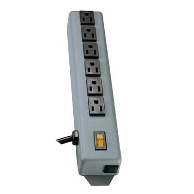 Industrial Grade Power Strip - 6SP