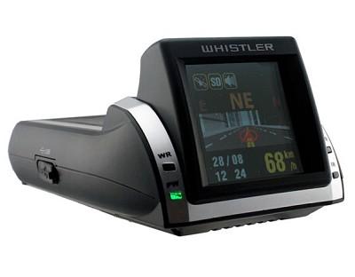 RLC-250 Red Light & Speed Camera Detector